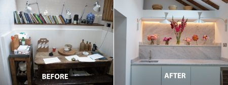 Kitchens ray tennant for Minimalism before and after